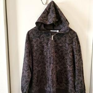 Croft & Barrow zip-up hoodie
